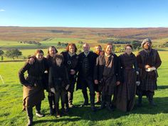 "Sam Heughan on Twitter: ""Happy Saturday all!   Photo from last year. Good times.  #season2family"