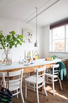 The happy and eclectic home of Ingrid Janssen