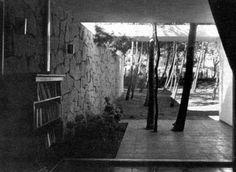 Rui Jerviz d`Athouguia - Casa Sande e Castro, Cascais, Portugal (1954)