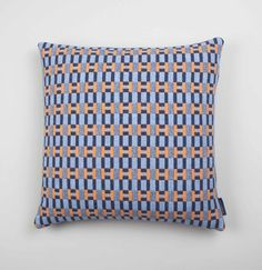 Heather Shields Paperchain Cushion Cover | Quercus Gallery Collections