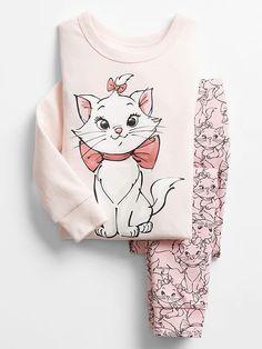 babyGap   Disney Aristocat's PJ Set   Gap Factory Disney Pjs, Disney Girls, Disney Outfits, Disney Clothes, Disney Princess, Toddler Girl Style, Toddler Girl Outfits, Kids Outfits, Baby Girl Fashion