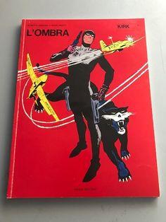 "Pratt, Hugo - paperback volume ""L'Ombra"" (1982) - W.B."