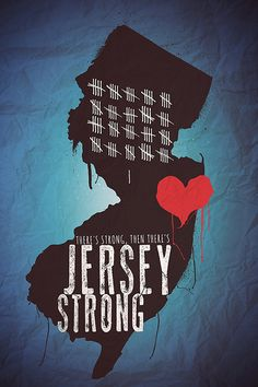 Stay Strong Jersey! #jerseystrong