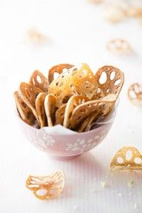 Photography by Chia Chong Recipe byMatthew Baldwin Styling by Libbie Summers We dare you to eat just one. Spiced Lotus Root Chips (try with any of the finishing salt recipes below) Ingredients: 1 lotus root, peeled using a vegetable peeler juice from...