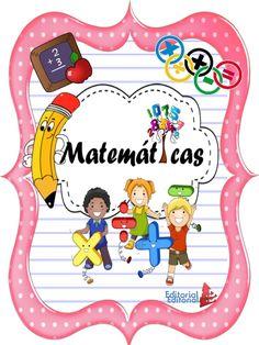 caratulas Victoria School, Daily Routine Activities, School Binder Covers, Notebook Cover Design, Fingerprint Art, Go Math, School Notebooks, Montessori Activities, Art Sketches