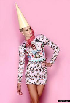 AW'2012-2013 'Dream Sequence' Fashion Collection // Ana Ljubinković | Afflante.com