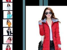 CEPRASK 2016 High Quality Winter Jacket Women Plus Size Long Fashionable Women's Winter Coat Hooded