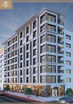 Duplex Design, Condo Design, Building Elevation, Building Facade, Facade Architecture, Residential Architecture, Facade Design, Exterior Design, Villa