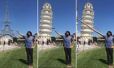 Tourist is mocked after asking internet to fix photo of Tower Of Pisa