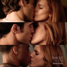 """Pilot"" - Paige is one lucky lady. Jade West, Famous In Love, Lucky Ladies, Season 1, Tv Series, Pilot, Fangirl, Tv Shows, Fandoms"