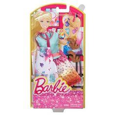 Barbie Doll Career Fashions I Can Be Art Teacher/Painter Pack New/Sealed Barbie Clothes, Barbie Stuff, London Christmas, Mattel Dolls, Teacher Style, Dear Santa, Monster High, My Ebay, Kids Toys