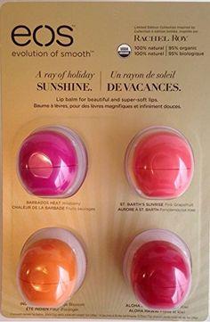 EOS Rachel Roy 2014 Holiday Lip Balm Limited Edition, 4 Flavor Gift Set EOS http://www.amazon.com/dp/B00OXG7QY0/ref=cm_sw_r_pi_dp_DlNGub1CQ50YM