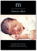 Baby Boy Birth Announcements & Baby Boy Announcements   Shutterfly