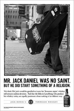 Jack Daniels advertising x maxi poster Old Advertisements, Advertising, Ads, Scotch, Jack Daniels Bourbon, Cooking With Jack, Whiskey Still, Jack Daniel's Tennessee Whiskey, Opening A Coffee Shop