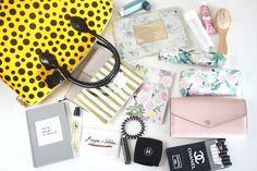 What's In My Handbag: Louis Vuitton x Yayoi Kusama | Posh, Broke, & Bored - London & Kuala Lumpur luxury lifestyle blog