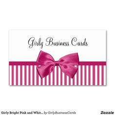 Elegant gift store black and silver red ribbon and bow business elegant gift store black and silver red ribbon and bow business cards httpzazzleredribbonbowpro girly ribbons and bows business cards colourmoves