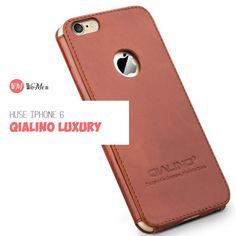 Husa pentru iPhone 6 plus din colectia QIALINO Luxury este chiar minunata! Iphone 6, Luxury