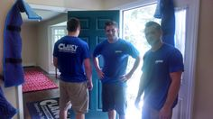 Some of our team! #clancymoving http://www.clancymoving.com
