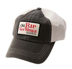 Our Best-selling Old Rip Van Winkle Trucker Hat | Pappy & Company