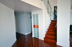 You won't be able to enjoy these things properly if you are stuck with a closet door that is not visually appealing and functional. Folding Closet Doors, Miami, Living Spaces, Stairs, Home Decor, Stairway, Decoration Home, Room Decor, Staircases