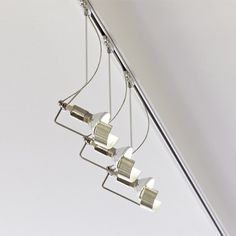 Semi-inset modular lighting profile LIGHTLIGHT® IN SYSTEM PROFILE SURFACE Linear Collection by FLOS