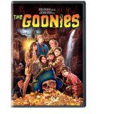The Goonies with Corey Feldman, Sean Astin and Josh Brolin.  Another favorite 80's movie.  An amazing treasure hunt adventure that every kid dreams of.  It never gets old.