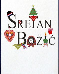 bozic on pinterest serbian christmas traditions and. Black Bedroom Furniture Sets. Home Design Ideas