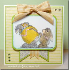 Hoppy Easter   http://loraquilina.blogspot.com/2013/03/happy-easter-on-house-mouse-and-friends.html