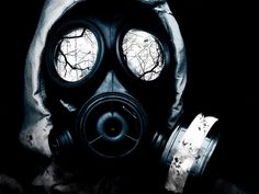 Did Syria Finally Use Poison Gas Against Syrian Rebels? Gas-mask-series-black – FrontPage Magazine