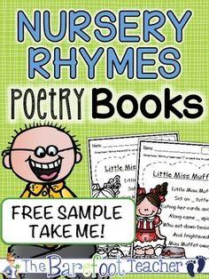 Free S Nursery Rhymes Poetry Book Samplethis Is A Sample Of My