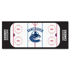 Vancouver Canucks NHL Floor Runner (29.5x72)