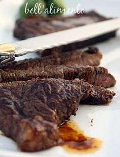 Bistecche Piccanti (Spicy Steak)