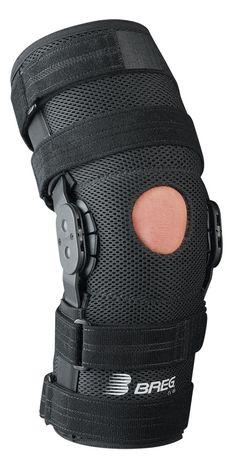 De Roadrunner #kniebrace kan worden gebruikt bij milde klachten aan de kniebanden en milde klachten door #knieslijtage (artrose). De dubbel gescharnierde kunststof stabilisatoren geven de knie extra steun en kunnen worden ingesteld om de maximale strek/buigen van de knie te beperken. De vier banden rondom de brace zorgen ervoor dat deze niet afzakt tijdens (sport)activiteiten. Deze brace is gemaakt van Airmesh en daarom hypoallergeen en goed ademend.