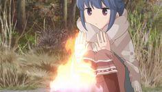 Yuru Camp Episode #01 Anime Review