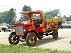 1920 Nash Truck.