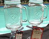 Redneck Wine Glass - Southern Living at its finest. $8.00, via Etsy.