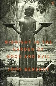 Midnight in the Garden of Good and Evil, John Berendt. I read this book after visiting Savannah, GA. Sooo glad I read the book before seeing the movie. The movie left a lot out I Love Books, Great Books, Great Movies, Books To Read, My Books, Amazing Books, Before Midnight, Southern Gothic, Films