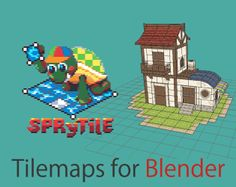 A Blender add-on for building tile based low-poly scenes with map editor like tools