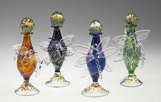Loy Allen Glass ~ 2014 Bottles