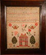Sampler Sale. Dealers of Antique needlework samplers