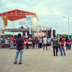 KickFest at Malang.