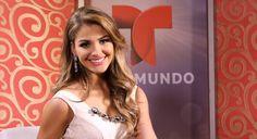 """¡Según rumores! Migbelis Castellanos podría ser animadora de """"Un nuevo día"""" en Telemundo"""