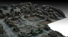 Update #10 – 3D Bases – Modular Terrain   Manorhouse Workshop