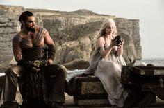 khal drogo & khaleesi <3