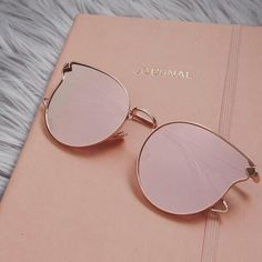 rose gold sunglasses Our fav OLIVIA shades in rose gold DM for orders veroniqueboutique_ - - Trending Sunglasses, Stylish Sunglasses, Sunglasses Online, Mirrored Sunglasses, Sunglasses Women, Pink Sunglasses, Summer Sunglasses, Sunglasses Sale, Glasses Frames Trendy
