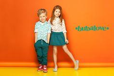 Gepunktetes Hemd für Jungen von Bubalove auf DaWanda.com