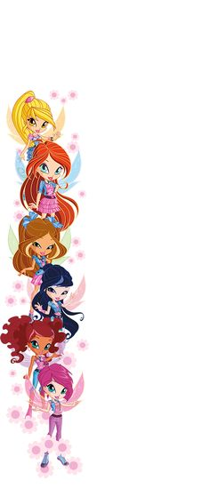 Magical World of Winx