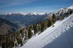 Spring Powder Skiing in the Austrian Alps by Christoph Oberschneider on 500px