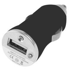[$0.58] DC 5V / 1A USB Car Charger for Samsung Galaxy SIV / i9500 / SIII / i9300…