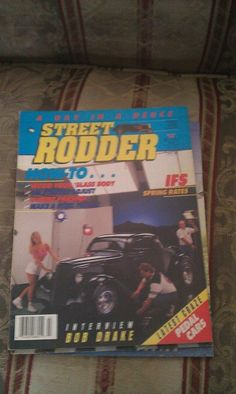 Our item, STREET RODDER MARCH 1992, is available.  Click image to buy. ($6.99)